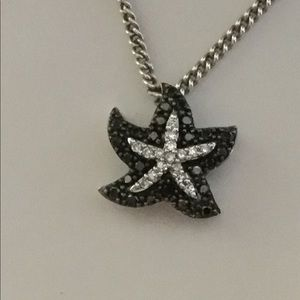 Jewelry - 14k white gold Starfish necklace - Bloomingdales's